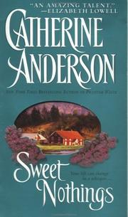 Cover of: Sweet nothings | Catherine Anderson
