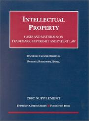 Cover of: Intellectual Property 2002: Trademark, Copyright and Patent Law