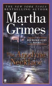 Cover of: The Anodyne Necklace