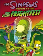 Cover of: The Simpsons Treehouse of Horror Fun-Filled Frightfest #3
