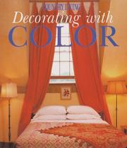 Cover of: Country Living Decorating With Color