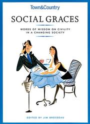 Cover of: Town & Country Social Graces | Jim Brosseau