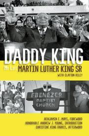 Daddy King by Martin Luther King, Sr.