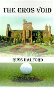 Cover of: The Eros Void | Russ Halford