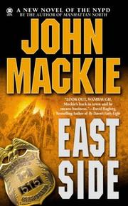 Cover of: East side | John Mackie