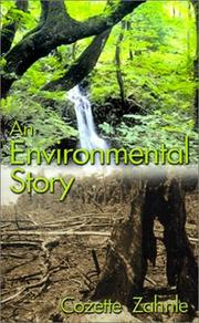 Cover of: An Environmental Story | Cozette Zahnle
