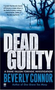 Cover of: Dead guilty