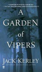 Cover of: A Garden of Vipers | Jack Kerley