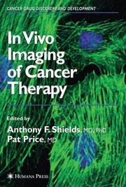 Cover of: In Vivo Imaging of Cancer Therapy |