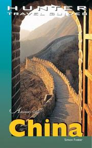 Cover of: Adventure Guide China | Simon Foster