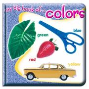 My Big Book of...Colors