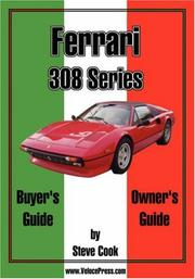 Cover of: Ferrari 308 Series Buyer's Guide & Owner's Guide