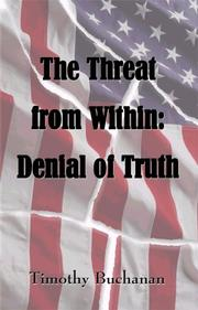 Cover of: The Threat From Within