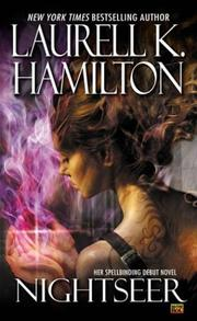 Cover of: Nightseer | Laurell K. Hamilton