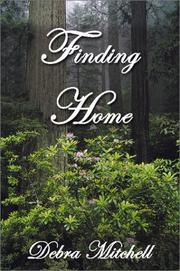Cover of: Finding Home | Debra Mitchell