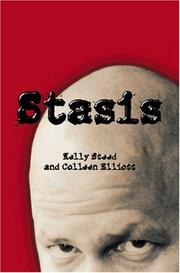 Stasis by Kelly Steed, Colleen Elliott