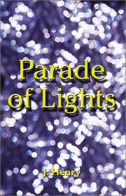 Cover of: Parade Of Lights | Julia M. Henry
