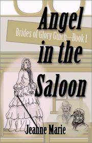 Cover of: Angel in the Saloon | Leach