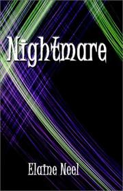 Cover of: Nightmare | Elaine Neel