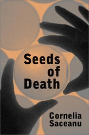 Cover of: Seeds of Death | Cornelia Saceanu