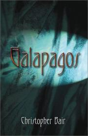 Cover of: Galapagos | Christopher Bair