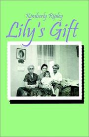Cover of: Lily's Gift
