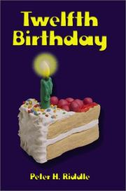 Cover of: Twelfth Birthday