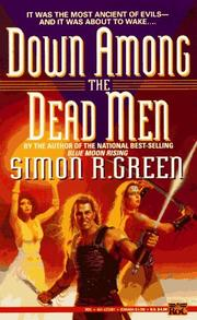 Cover of: Down Among the Dead Men | Simon R. Green