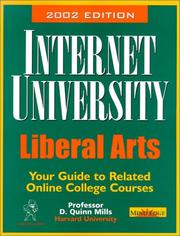 Internet University, Liberal Arts (Internet University) by D. Quinn Mills