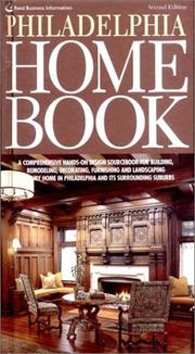 Cover of: Philadelphia Home Book | Ashley Group
