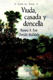 Cover of: Viuda, Casada Y Doncella