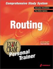 Cover of: CCNP Routing Exam Cram Personal Trainer (Exam: 640-503)