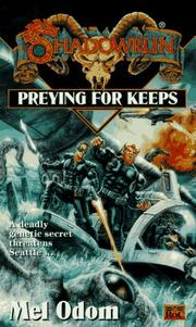 Cover of: Shadowrun 21: Preying for Keeps (Shadowrun)