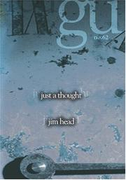 Cover of: Just A Thought