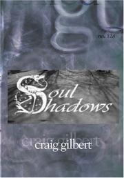 Cover of: Soul Shadows | Craig Gilbert