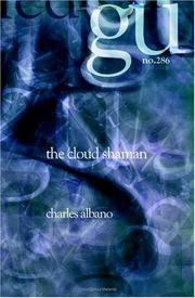 Cover of: The Cloud Shaman | Charles Albano