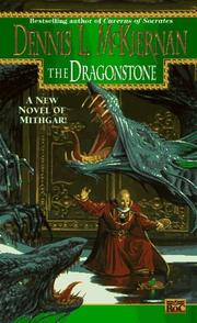 Cover of: The Dragonstone (Mithgar) | Dennis L. McKiernan
