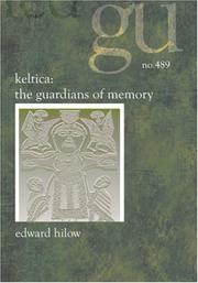Cover of: Keltica | Edward Hilow