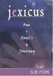 Cover of: Jexicus | Sue Pope