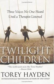 Cover of: Twilight Children | Torey Hayden