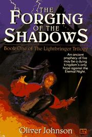 Cover of: The Forging of the Shadows