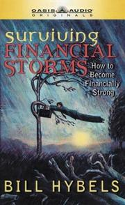 Cover of: Surviving Financial Storms: How to Become Financially Strong