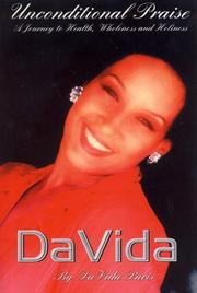 Cover of: Unconditional Praise | Davida Paris