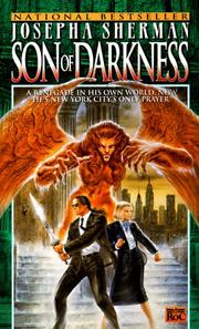 Cover of: Son of Darkness