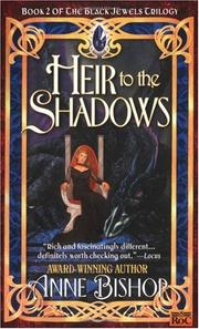 Cover of: Heir to the Shadows: The Black Jewels Trilogy (Book 2)