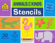 Cover of: Animals of All Kinds | School Zone Staff