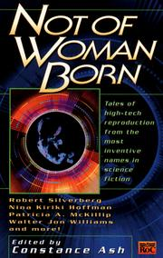 Cover of: Not of Woman Born | Constance Ash
