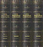 Cover of: Latter-Day Saint Biographical Encyclopedia