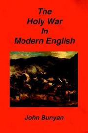 Cover of: The Holy War In Modern English