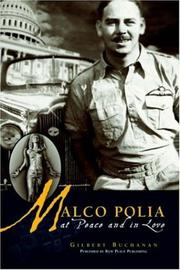 Cover of: Malco Polia, at Peace and in Love